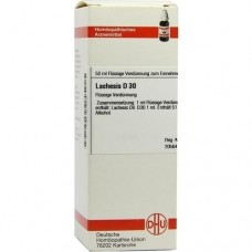 LACHESIS D 30 Dilution 50 ml