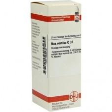 NUX VOMICA C 30 Dilution 20 ml