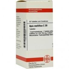 APIS MELLIFICA C 30 Tabletten 80 St