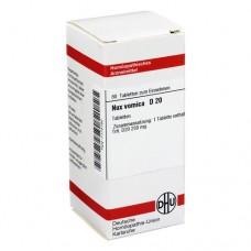 NUX VOMICA D 20 Tabletten 80 St