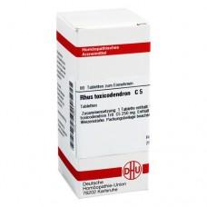 RHUS TOXICODENDRON C 5 Tabletten 80 St
