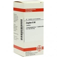 ZINGIBER D 30 Tabletten 80 St
