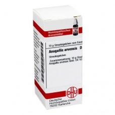 ANAGALLIS ARVENSIS D 4 Globuli 10 g