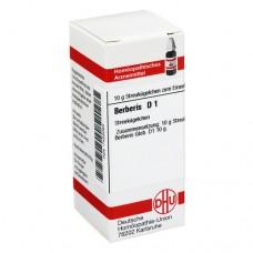 BERBERIS D 1 Globuli 10 g