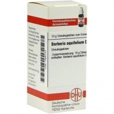 BERBERIS AQUIFOLIUM D 6 Globuli 10 g