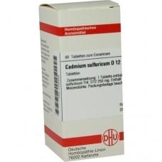 CADMIUM SULFURICUM D 12 Tabletten 80 St
