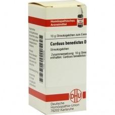 CARDUUS BENEDICTUS D 12 Globuli 10 g