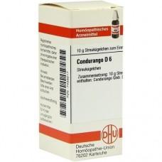 CONDURANGO D 6 Globuli 10 g