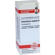 CONVALLARIA MAJALIS D 2 Globuli 10 g