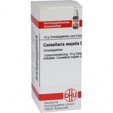 CONVALLARIA MAJALIS D 6 Globuli 10 g