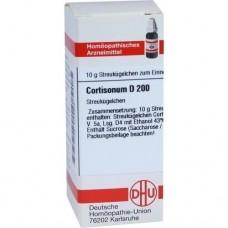 CORTISONUM D 200 Globuli 10 g