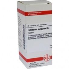 ECHINACEA PURPUREA D 4 Tabletten 80 St