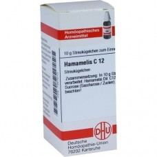 HAMAMELIS C 12 Globuli 10 g