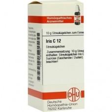 IRIS C 12 Globuli 10 g