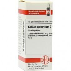 KALIUM SULFURICUM C 12 Globuli 10 g