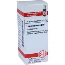 LAUROCERASUS D 6 Globuli 10 g
