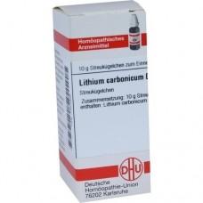 LITHIUM CARBONICUM D 12 Globuli 10 g