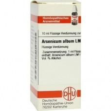 LM ARSENICUM album I Dilution 10 ml