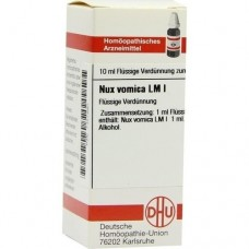 LM NUX vomica I Dilution 10 ml