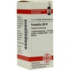 LM PULSATILLA IV Dilution 10 ml