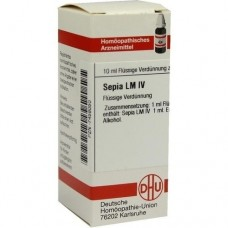 LM SEPIA IV Dilution 10 ml