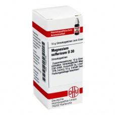 MAGNESIUM SULFURICUM D 30 Globuli 10 g
