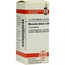 MERCURIUS DULCIS C 30 Globuli 10 g