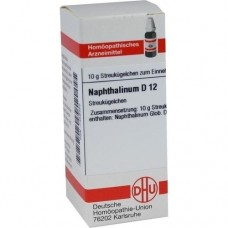 NAPHTHALINUM D 12 Globuli 10 g