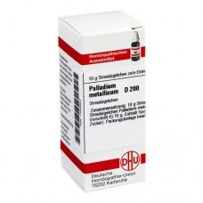PALLADIUM METALLICUM D 200 Globuli 10 g