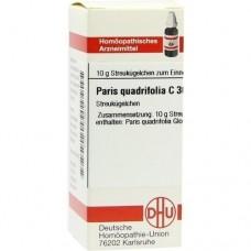 PARIS QUADRIFOLIA C 30 Globuli 10 g
