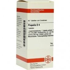 PROPOLIS D 4 Tabletten 80 St