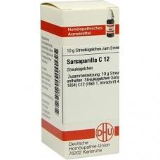 SARSAPARILLA C 12 Globuli 10 g