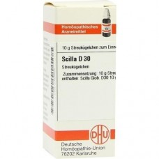SCILLA D 30 Globuli 10 g