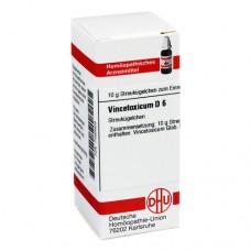 VINCETOXICUM D 6 Globuli 10 g