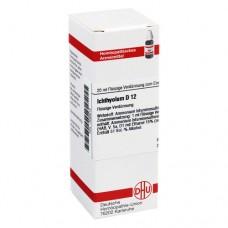 ICHTHYOLUM D 12 Dilution 20 ml