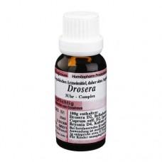 DROSERA 3 Uhr Oligoplex Liquidum 20 ml