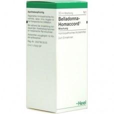 BELLADONNA HOMACCORD Tropfen 30 ml