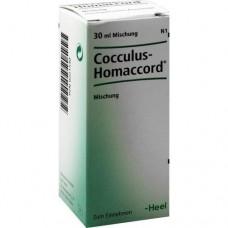COCCULUS HOMACCORD Tropfen 30 ml