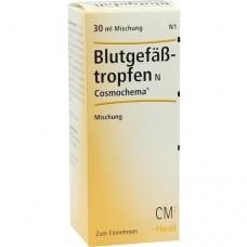 BLUTGEFÄSSTROPFEN N Cosmochema 30 ml
