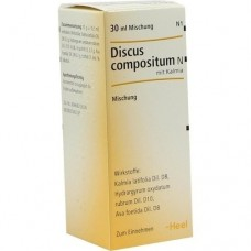 DISCUS compositum N mit Kalmia Tropfen 30 ml