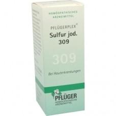 PFLÜGERPLEX Sulf.jod. 309 Tabletten 100 St