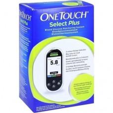 ONE TOUCH Select Plus Blutzuckermesssystem mmol/l 1 St