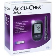 ACCU CHEK Aviva III Set mmol/l 1 St