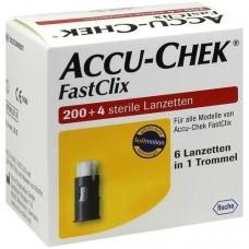 ACCU CHEK FastClix Lanzetten 204 St
