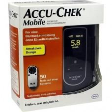 ACCU CHEK Mobile Set mmol/l III 1 St