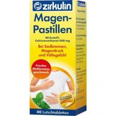 ZIRKULIN Magen-Pastillen 40 St