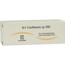 JSO JKH STOFFW.-MITTEL St 1 Cochlearia cp Globuli 20 g