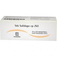 JSO JKH STOFFW.-MITTEL St 6 Solidago cp Globuli 20 g