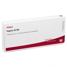 VAGINA GL D 6 Ampullen 10X1 ml