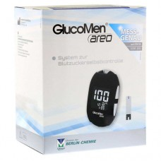 GLUCOMEN areo Blutzuckermessgerät Set mg/dl 1 St